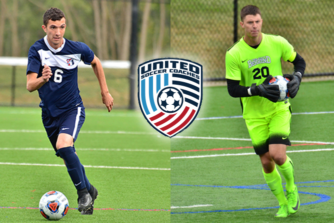 Ralph and Dziadosz Earn All-Region Honors