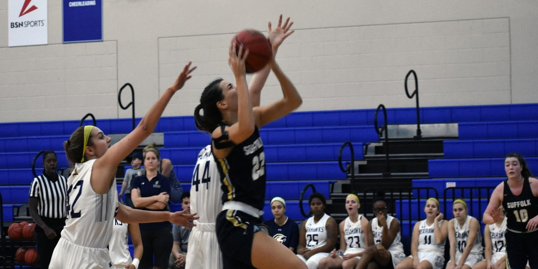 Women's Basketball Routs Rivier, 78-63