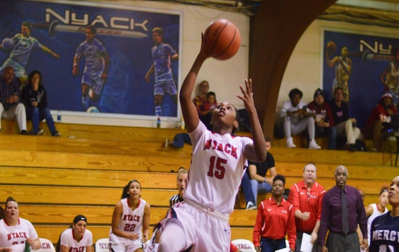 Women's Basketball Edged Out by Mercy Despite Strong Second Half Comeback