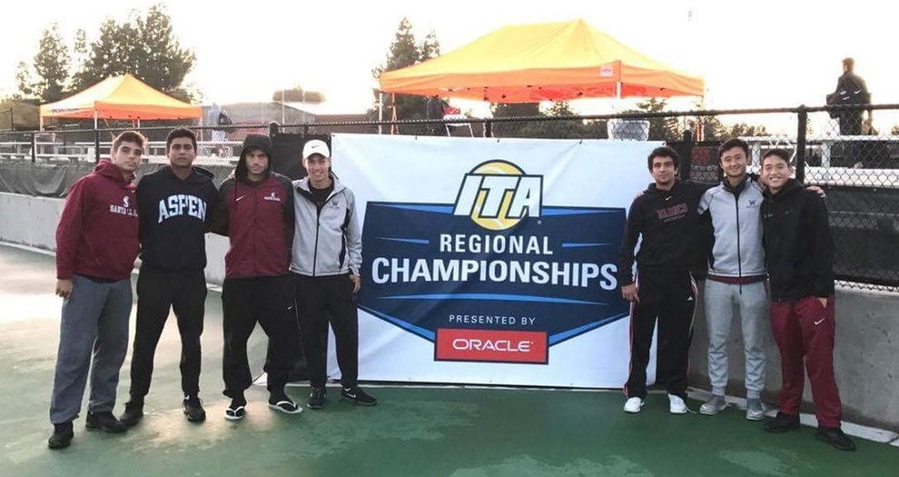 Men's Tennis Concludes Play At ITA Northwest Regional Championships