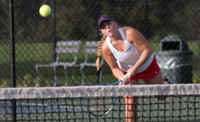 Women's Tennis Makes It Three In A Row