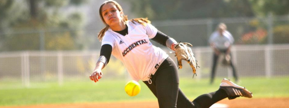 SOFTBALL DROPS TWO AT POMONA-PITZER