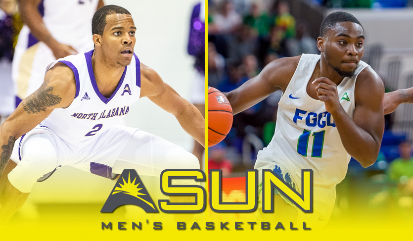 Casimir & Agnew's Strong Play Help Garner @ASUNMBB Weekly Honors