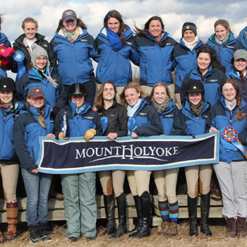 Riding Kicks Off Spring Slate With First Place Showing at UMass