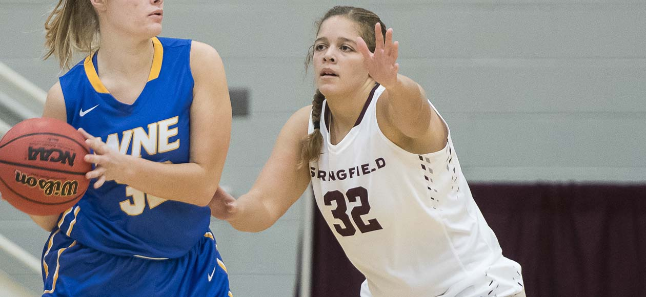 Women's Basketball Drops 68-48 Decision to Smith in NEWMAC Play