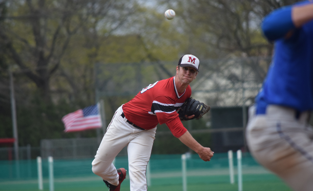 Baseball Wraps Up Regular Season with Win at Becker