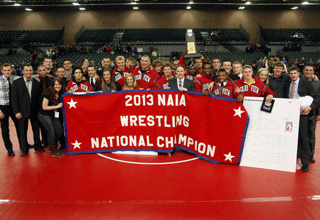 Grand View Wins Second-Straight National Championship