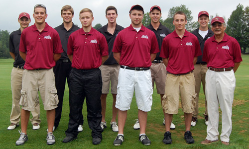 Beavers bound for NAC Golf Championships