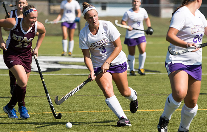Field Hockey Falls to Two-Time Defending National Champ Shippensburg, 2-1