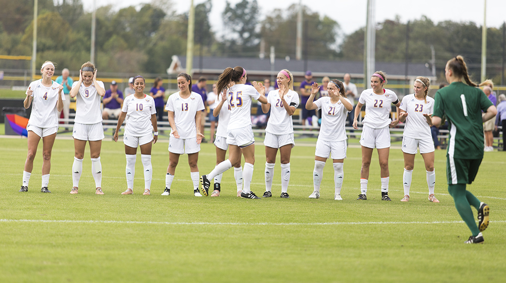 A look back: Tech soccer continues to make winning the norm with historical 2017 campaign