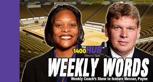 WHUB to air weekly Coach's Show with Messer, Payne each Wednesday