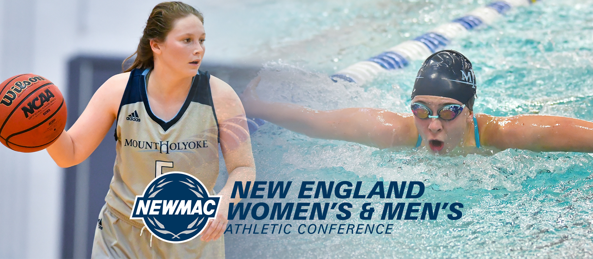 Grover and Ratzlaff Named to NEWMAC Winter All-Sportsmanship Team