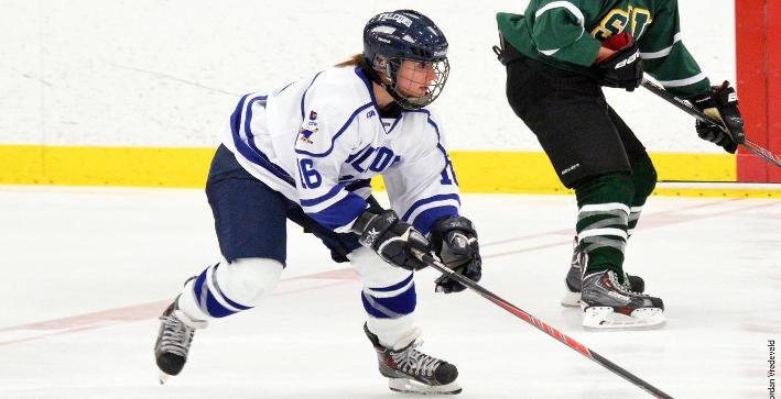 Women's Hockey opens 2014 with non-conference win over Saint Benedict