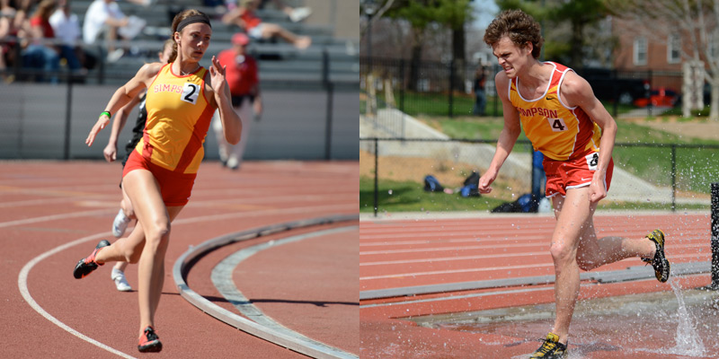 Wins by Martin, Yeager pace Storm at outdoor season opener