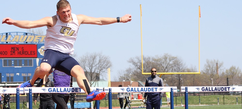 Gallaudet competes at Bobcat Invitational