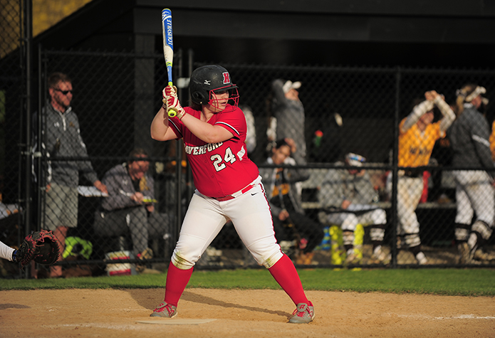 Softball Downed by Gettysburg, Headed to Centennial Tournament