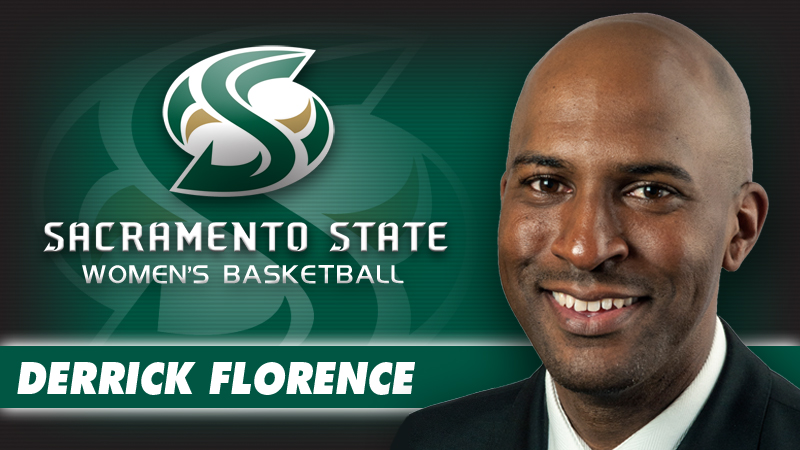 DERRICK FLORENCE NAMED WOMEN'S BASKETBALL ASSISTANT COACH