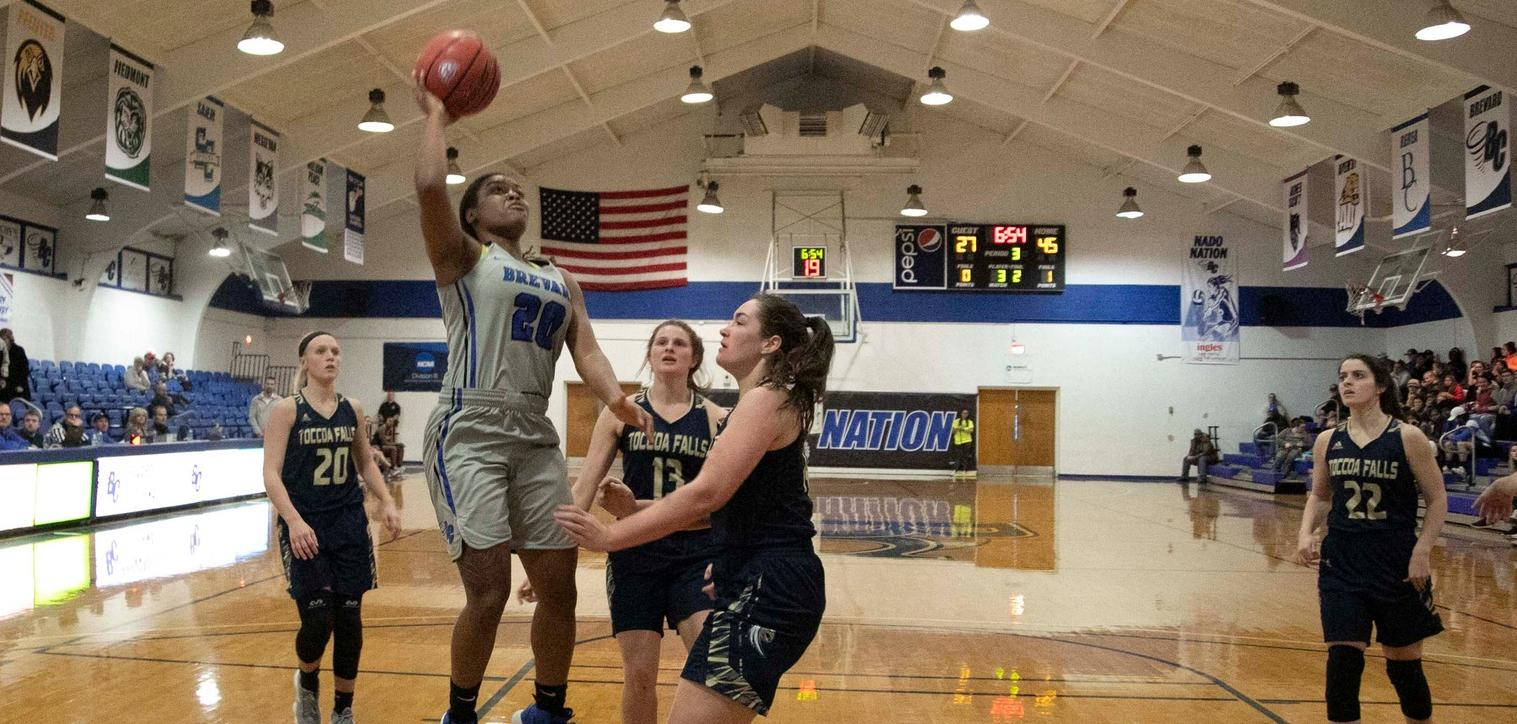 Brevard Women's Basketball Hosts Maryville in USA South Matchup