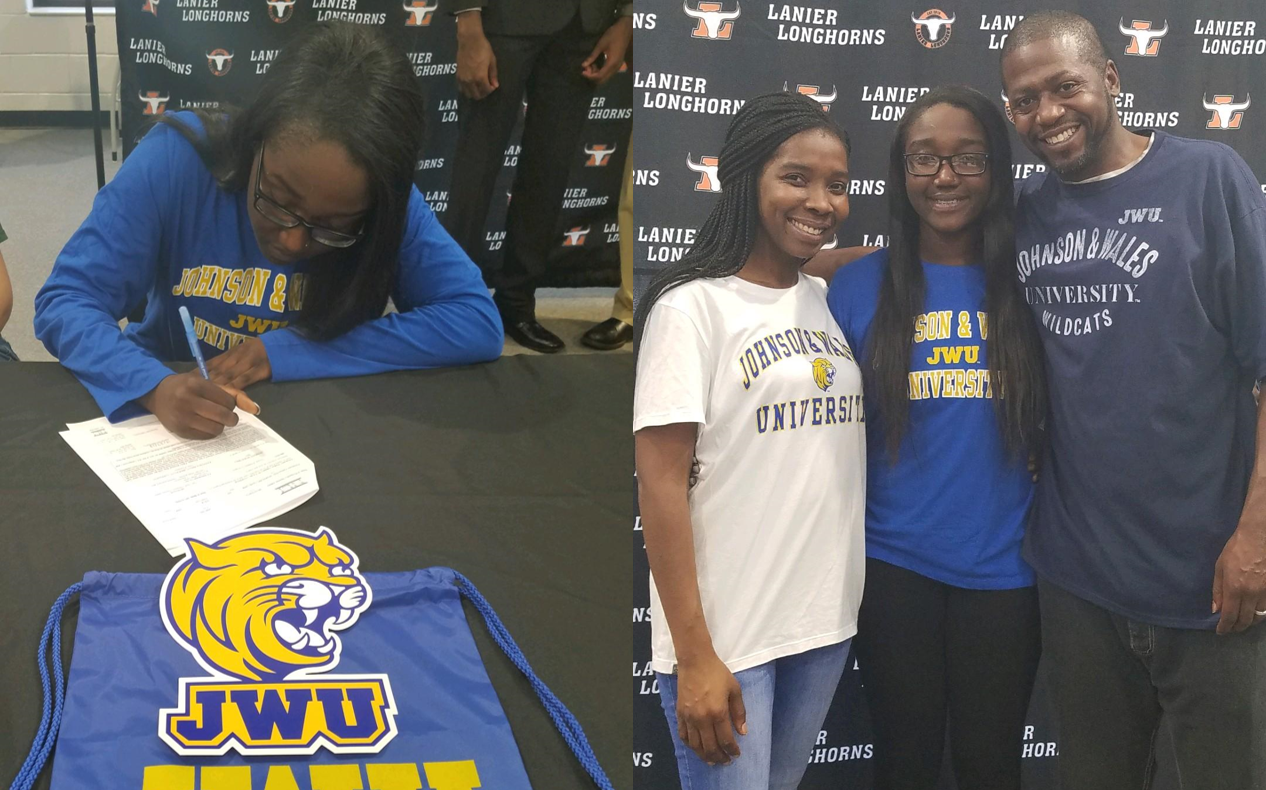 JWU Announces Signing of Guard Jamyah Montissol