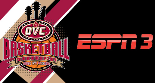 OVC women's basketball final two rounds to be aired on ESPN3