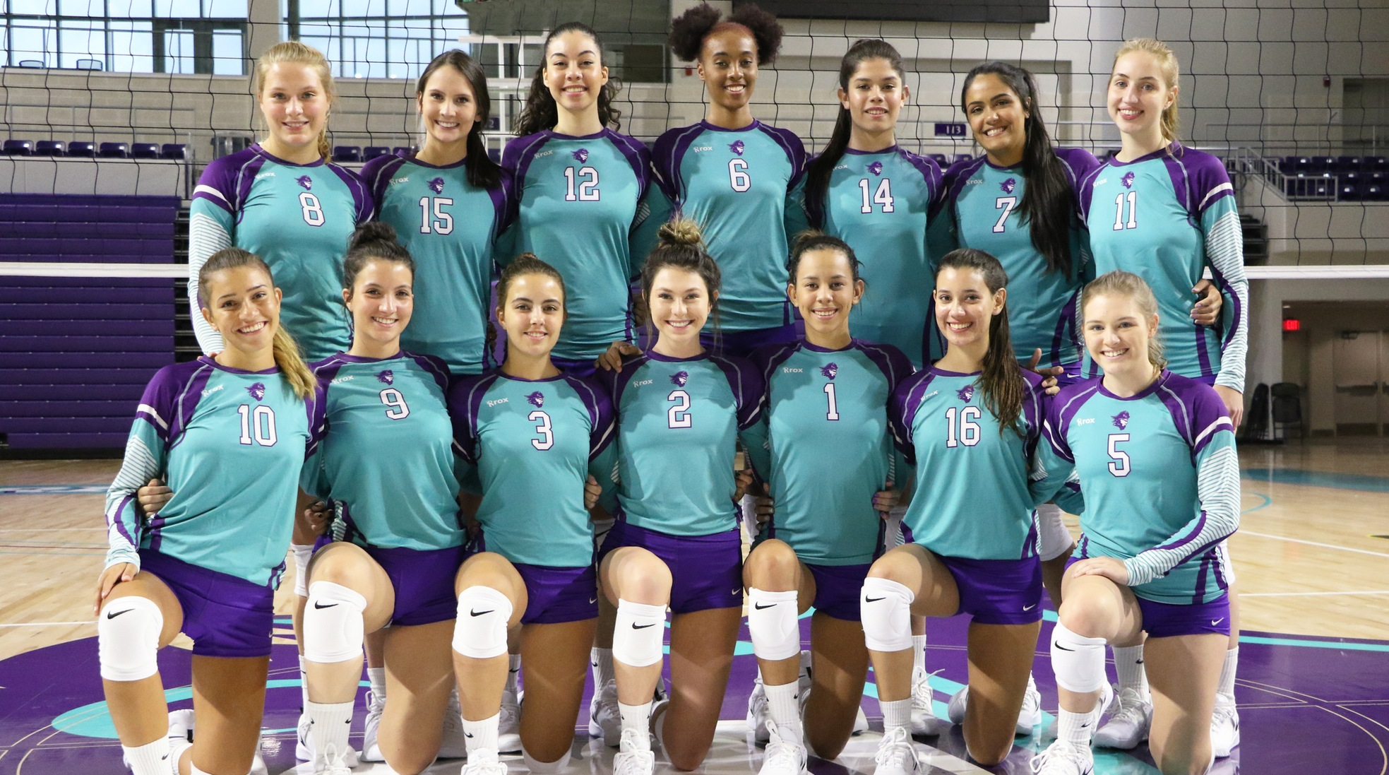 FSW Unveils Inaugural Volleyball Roster