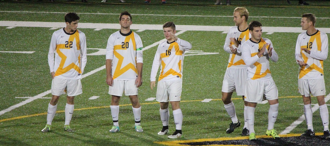 Road Matches At Alderson Broaddus, Davis & Elkins Ahead For Men's Soccer