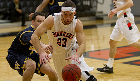 Men's Basketball Wins Fourth Straight; Defeats PLU 71-59
