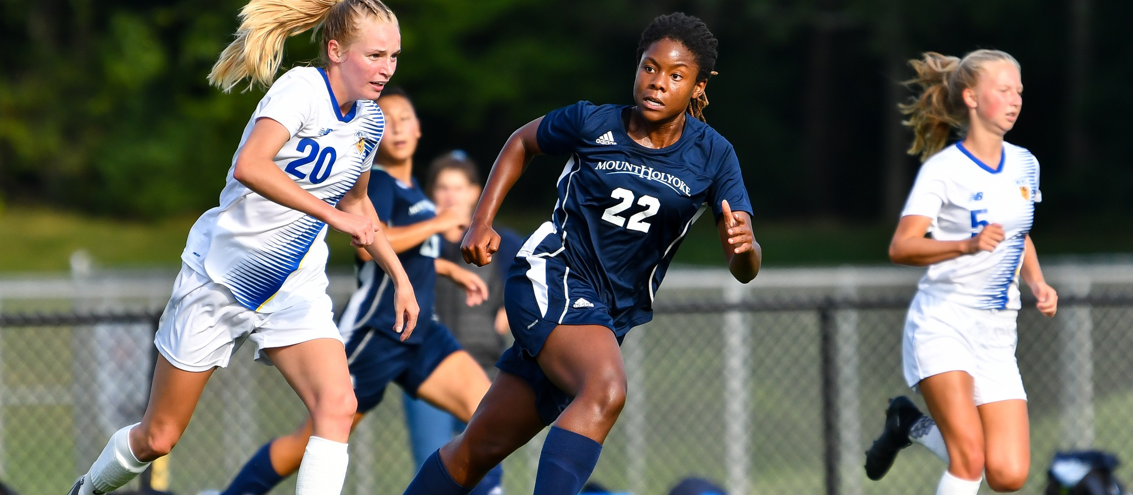Soccer Falls to Nationally-Ranked MIT in NEWMAC Play