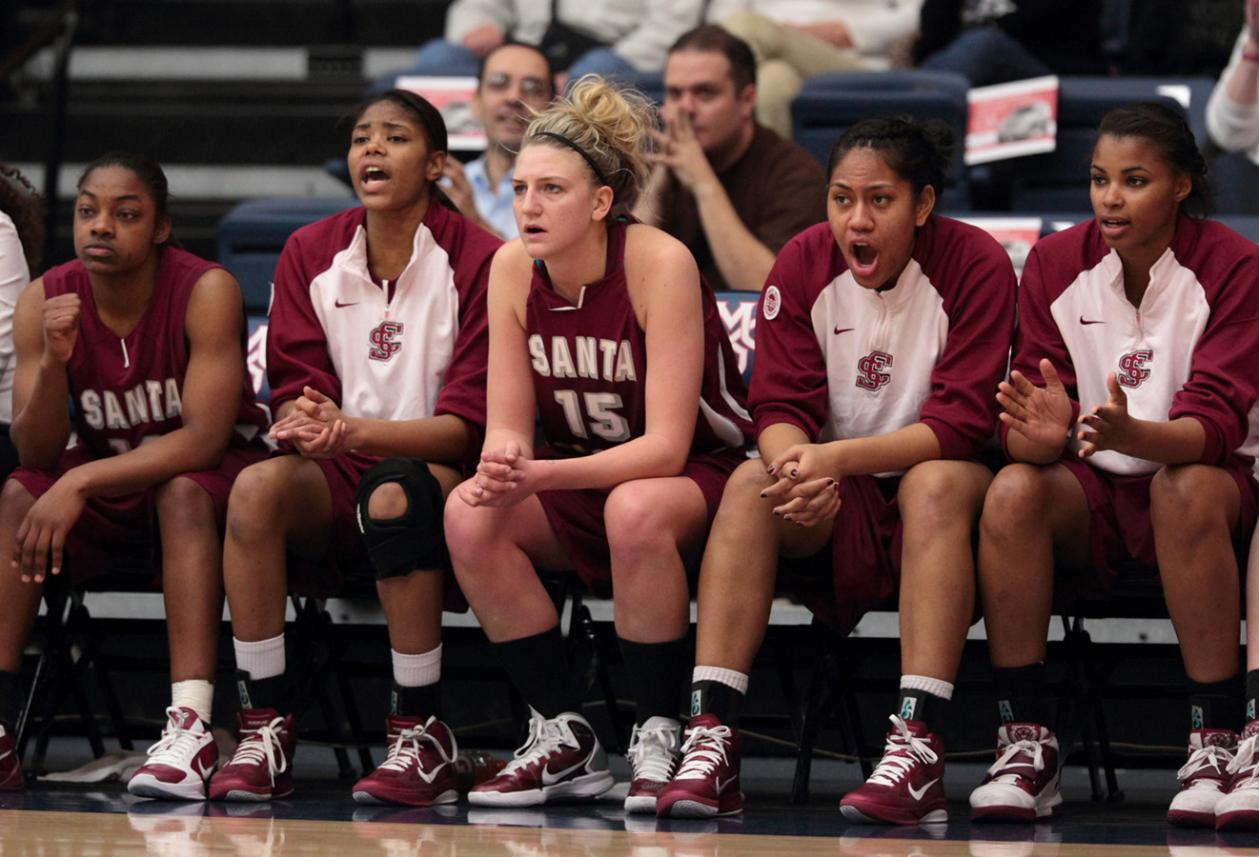 SCU Women Head to Los Angeles, Play at LMU and Pepperdine
