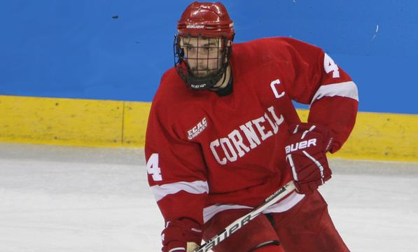 Ross Named ECAC Hockey Student-Athlete of the Year