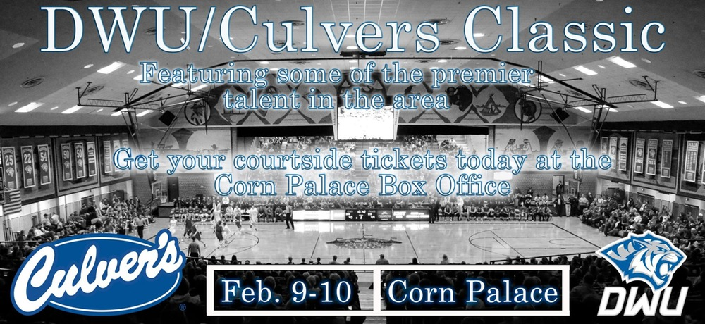 DWU basketball to host ninth annual DWU/Culver's Classic