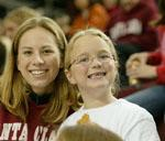 Bronco Student-Athletes and Young Fans Celebrate Girls and Women in Sports