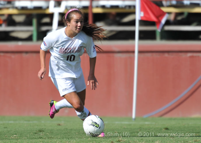 Bronco Women's Soccer Set To Play For WCC Title Tonight On ESPNU
