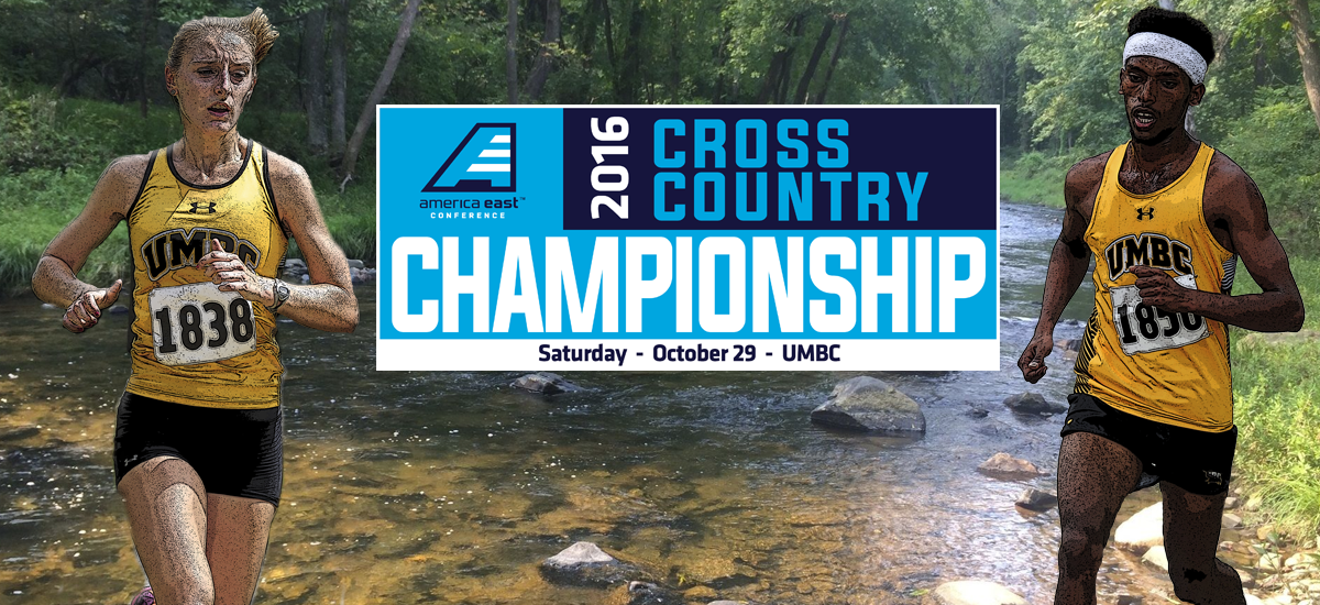 UMBC Set to Host 2016 America East Cross Country Championships on Saturday Morning