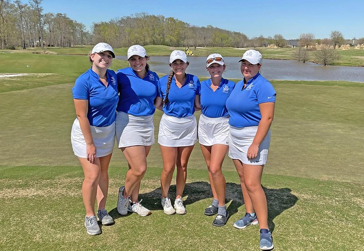 No. 14 Blinn Women's Golf Heads To Nationals For The First Time In Program History