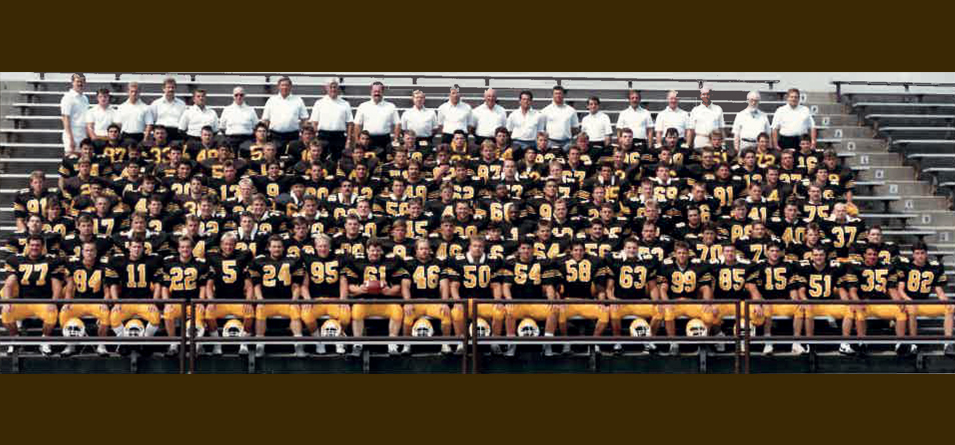 Football Celebrates 30th Anniversary of 1988 OAC Championship