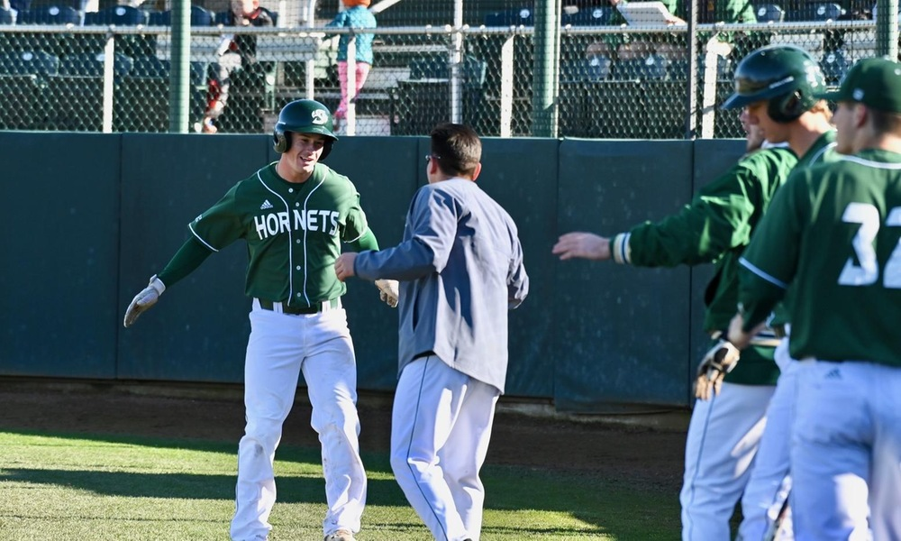 HORNET BASEBALL OPENS FOUR-GAME SERIES WITH PACIFIC ON THURSDAY