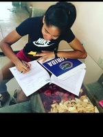 Former ASA Lady Avenger star Lais Araujo signs NLI with the University of Florida.