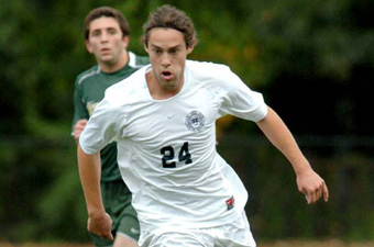 Men's soccer sets records in 13-0 win over Newbury