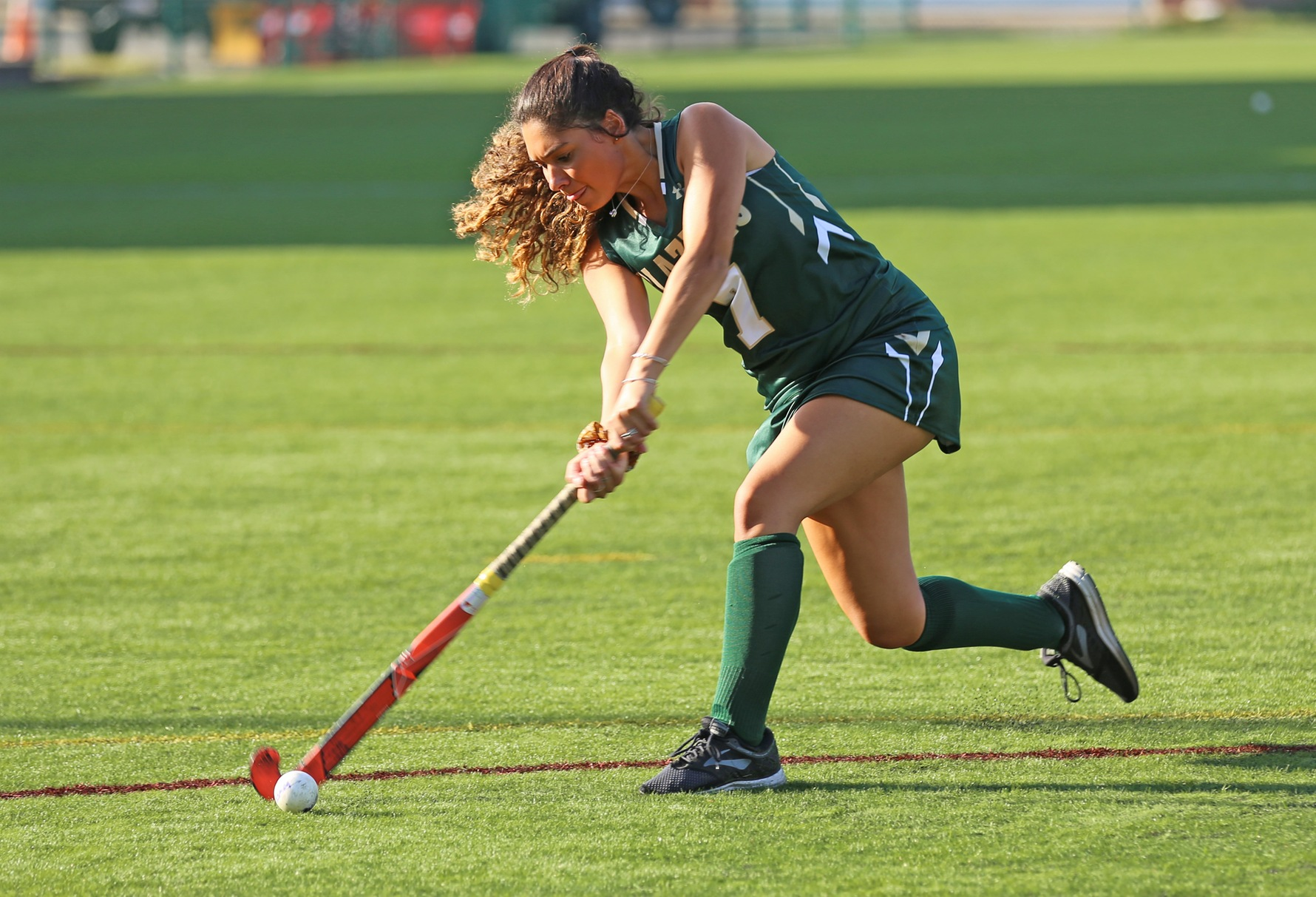 Field Hockey Wins In OT Thriller