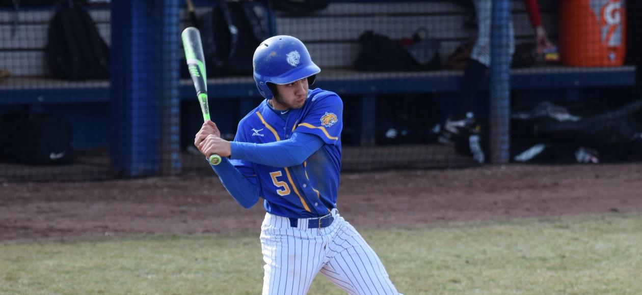 Wildcats Beat Lasell 15-1 to Stay Alive in GNAC Tournament