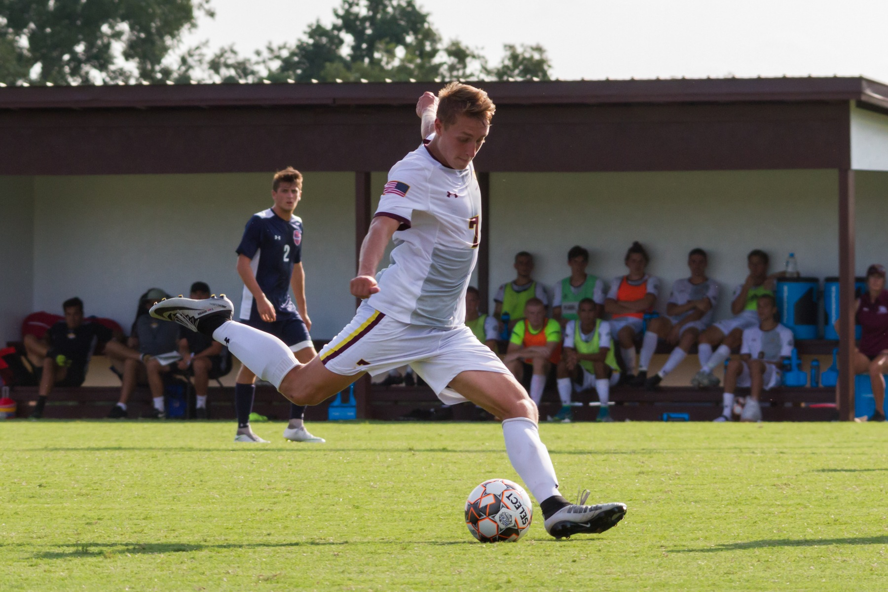 Itawamba Community College traveled to Pearl River Community College on Wednesday, Aug. 22, 2018. PRCC men won 4-0, while ICC women claimed a 4-1 victory. (BRETT RUSS/PRCC ATHLETICS)