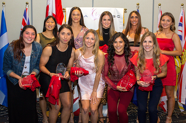 2019 CCAA Women's Soccer All-Canadians