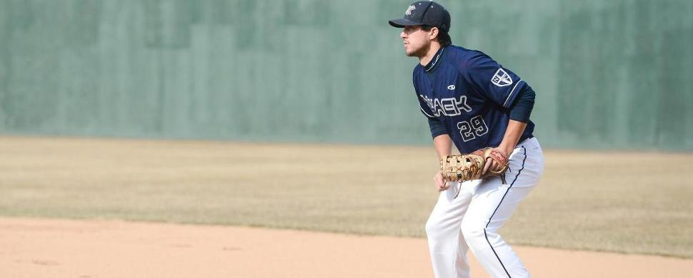 Baseball Earns CACC Split with Felician with 5-4 Win