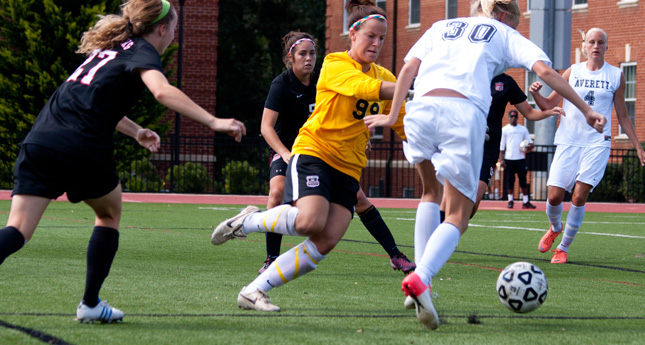 Hornets Fight to Scoreless Tie at Virginia Wesleyan