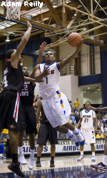 Gauchos Return Home Friday to Play UC Davis on ESPNU