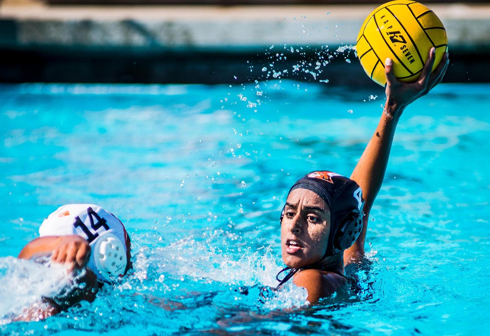 Women's Water Polo Caps Season of Significant Progress at SCIAC Champs