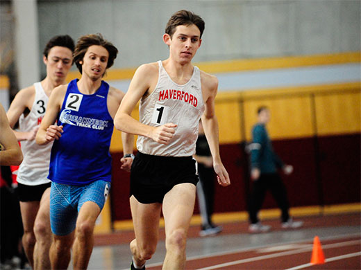 Stadler named track performer of meet, Fords finish 2nd