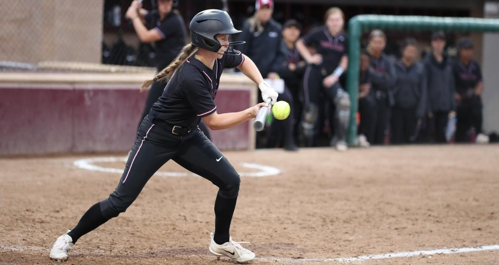 Softball Drops Nonconference Finale at Stanford