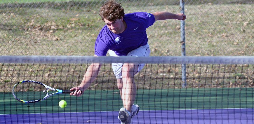 Texas Lutheran Men Top Ozarks